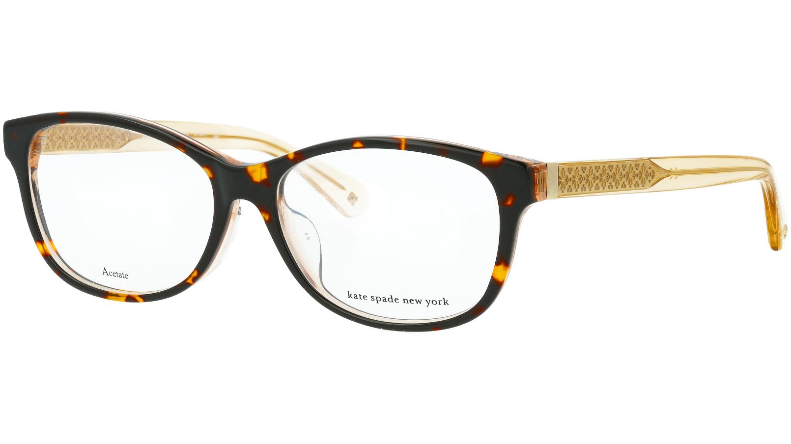 KATE SPADE IMANI/F 086 53 DARK Glasses
