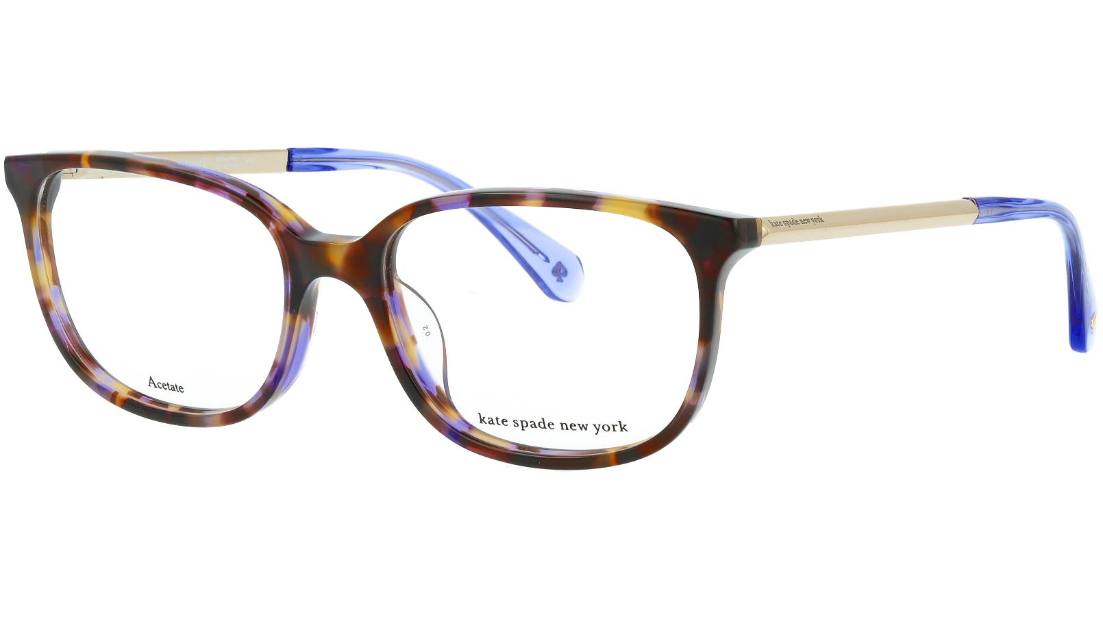KATE SPADE NATALIA XP8 50 BLUE Glasses