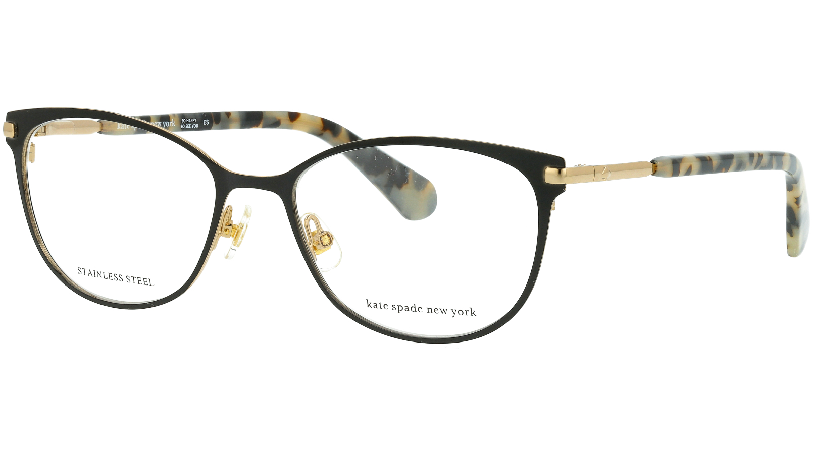 KATE SPADE JABRIA 807 53 BLACK Glasses