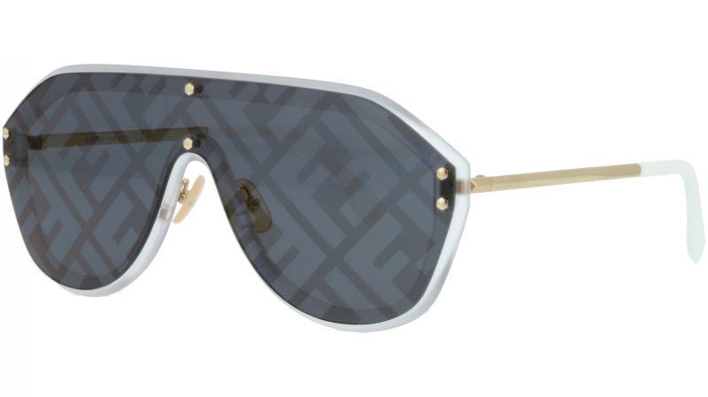 FENDI FFM0039/G/S 83I7R 99 GOLD Sunglasses