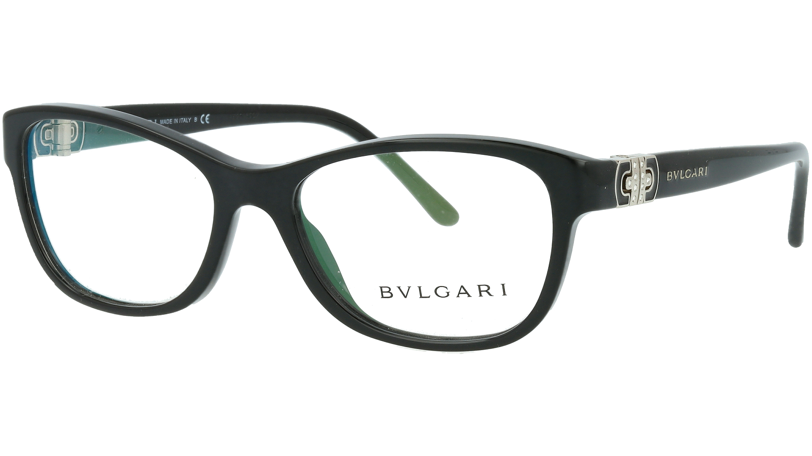 Bvlgari BV4082B 501 52 Black Glasses
