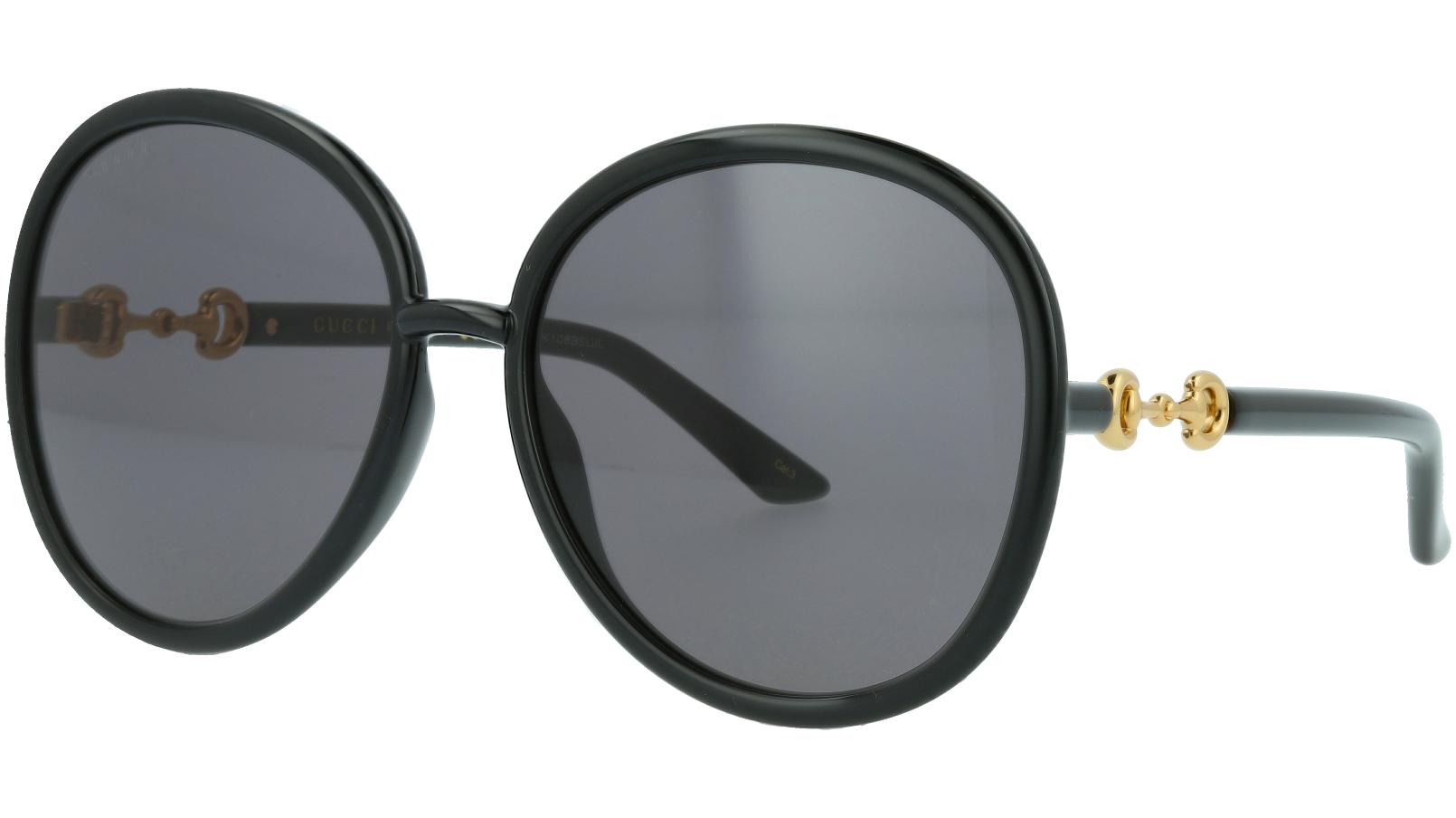 Gucci GG0889S 001 61 Black Sunglasses
