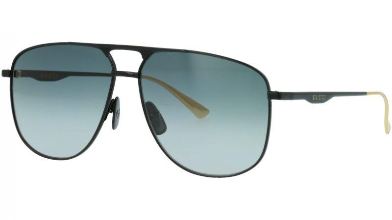 GUCCI GG0336S 002 60 BLACK Sunglasses