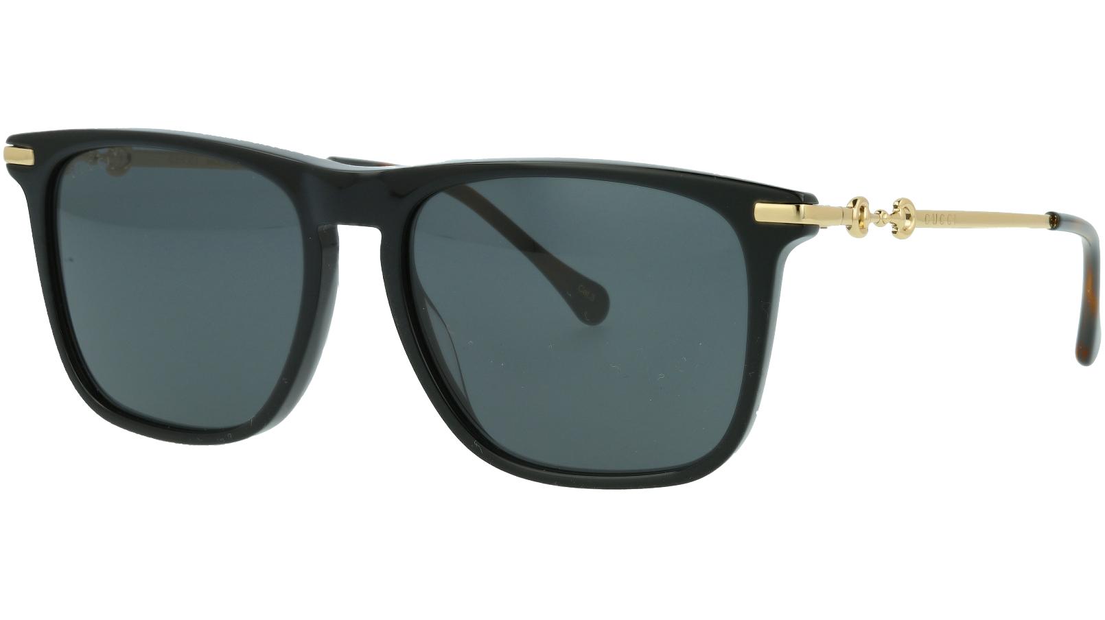 GUCCI GG0915SA 001 56 BLACK Sunglasses