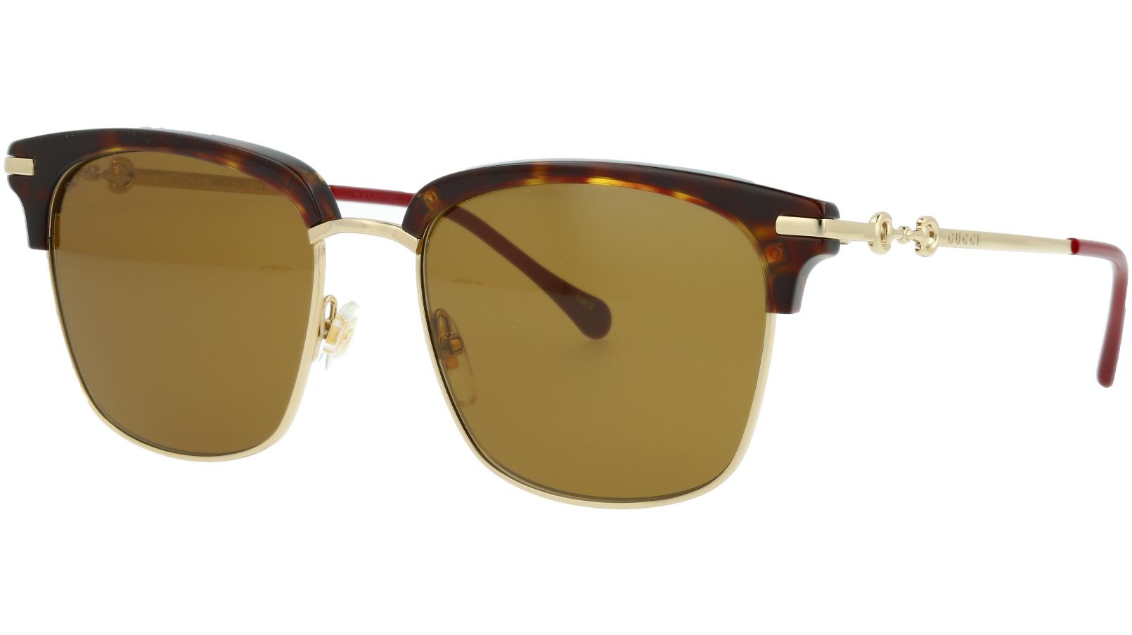 Gucci GG0918S 003 Burgundy Sunglasses