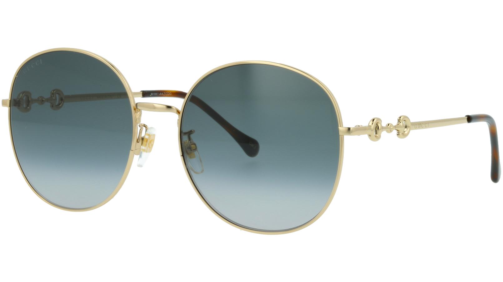 GUCCI GG0881SA 003 59 GOLD Sunglasses