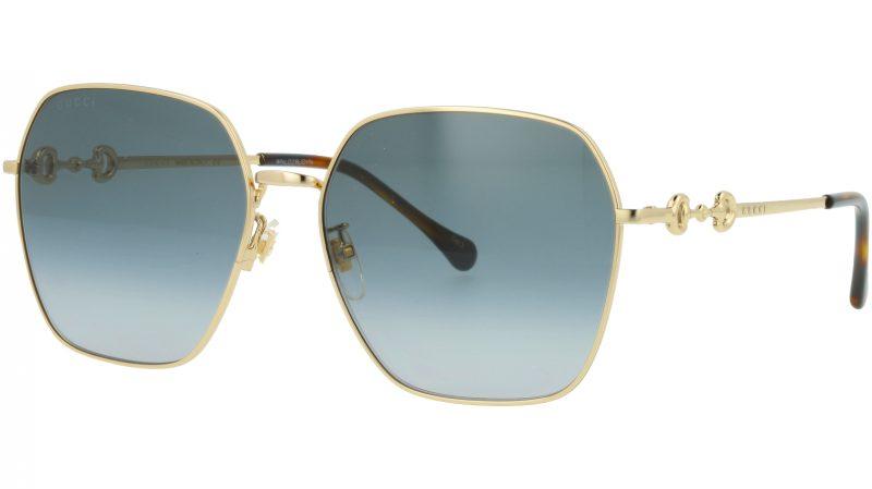 GUCCI GG0882SA 001 60 GOLD Sunglasses