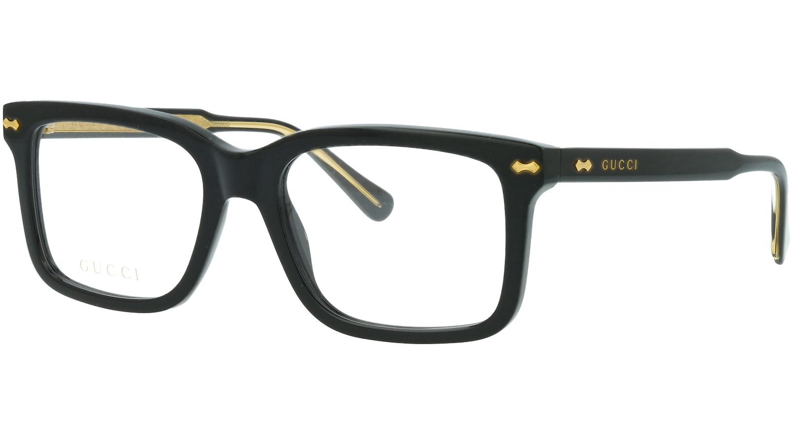 Gucci GG0914O 001 Black Prescription Glasses