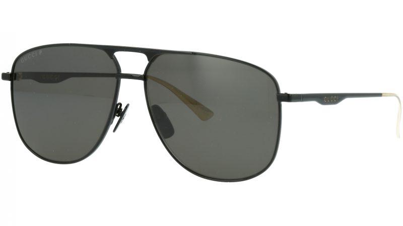 GUCCI GG0336S 005 60 BLACK Sunglasses