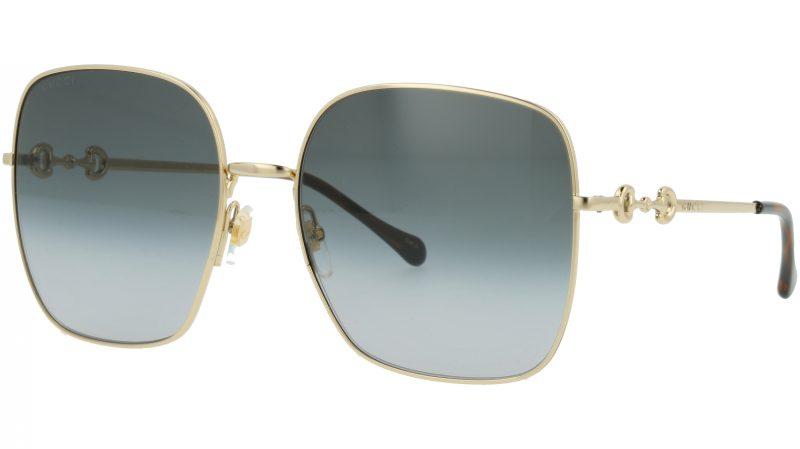 GUCCI GG0879S 001 61 GOLD Sunglasses
