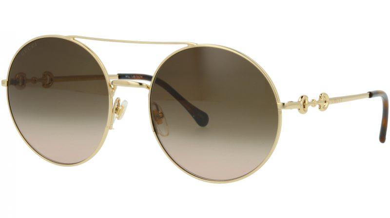 GUCCI GG0878S 002 59 GOLD Sunglasses