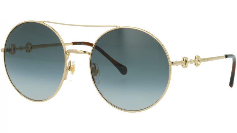 GUCCI GG0878S 001 59 GOLD Sunglasses