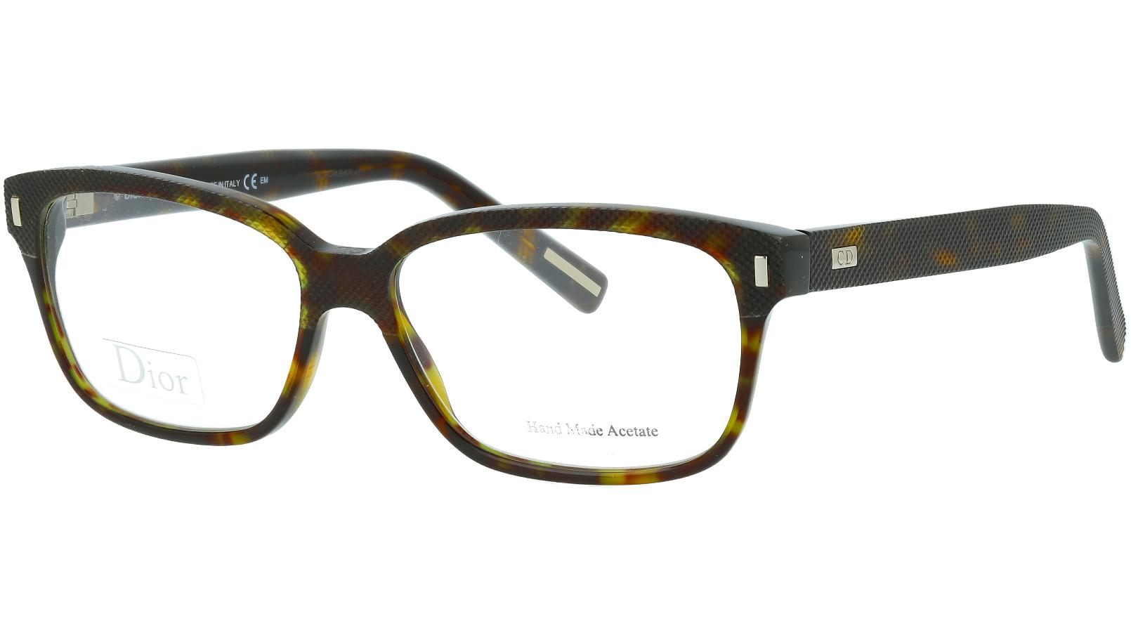 DIOR HOMME BLACKTIE114 086 53 HAVANA Glasses