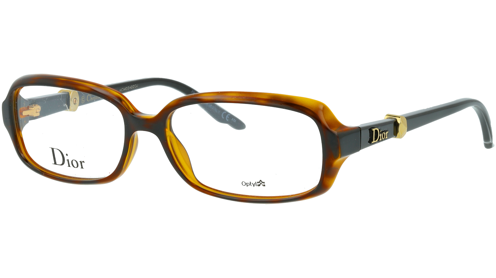 DIOR CD3230 DZZ 53 HAVANA Glasses
