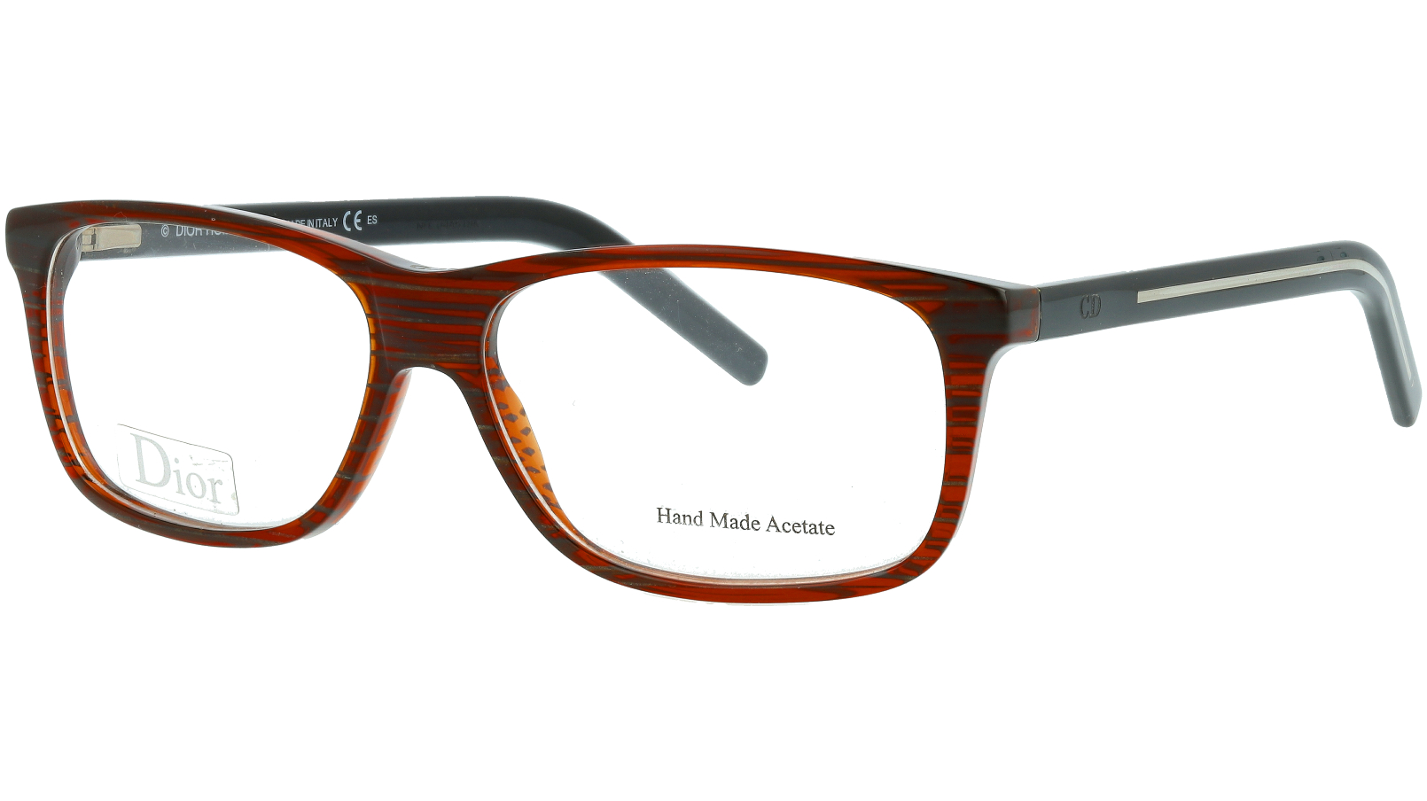 DIOR HOMME BLACKTIE123 66O 53 BROWN Glasses