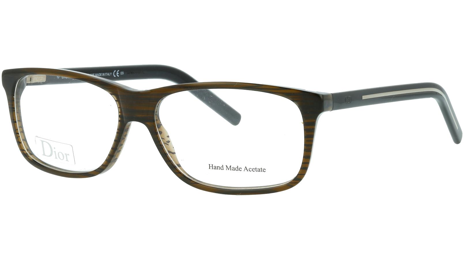 DIOR HOMME BLACKTIE123 AM7 53 GREY Glasses