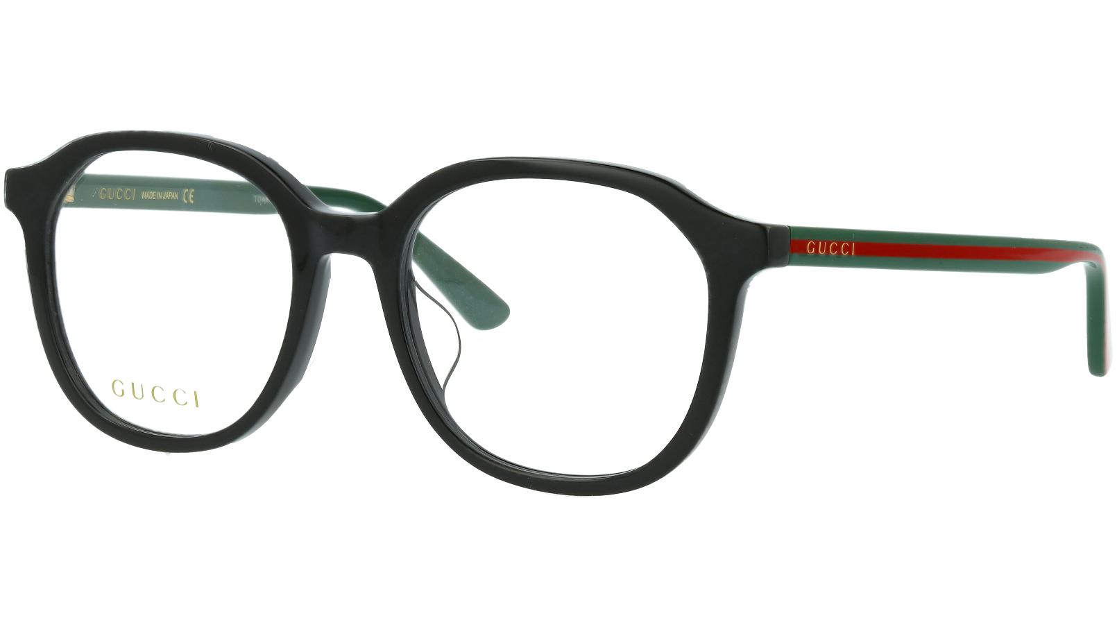 Gucci GG0932OA 001 53 Black Rectangle  Glasses