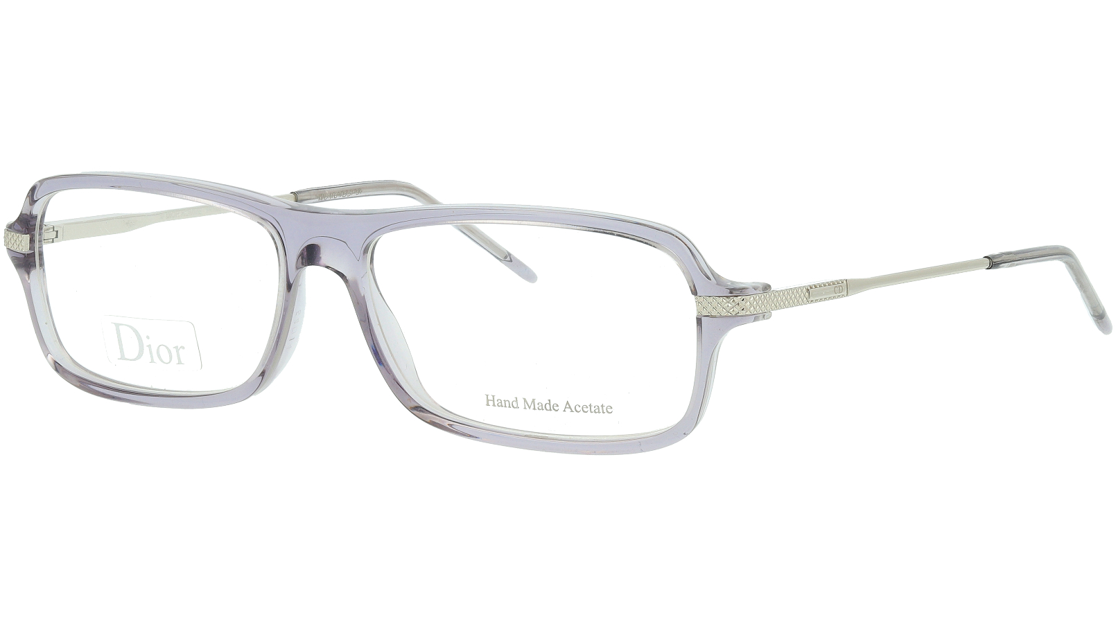 Dior HOMME BlackTIE125 RR8 54 Clear Glasses