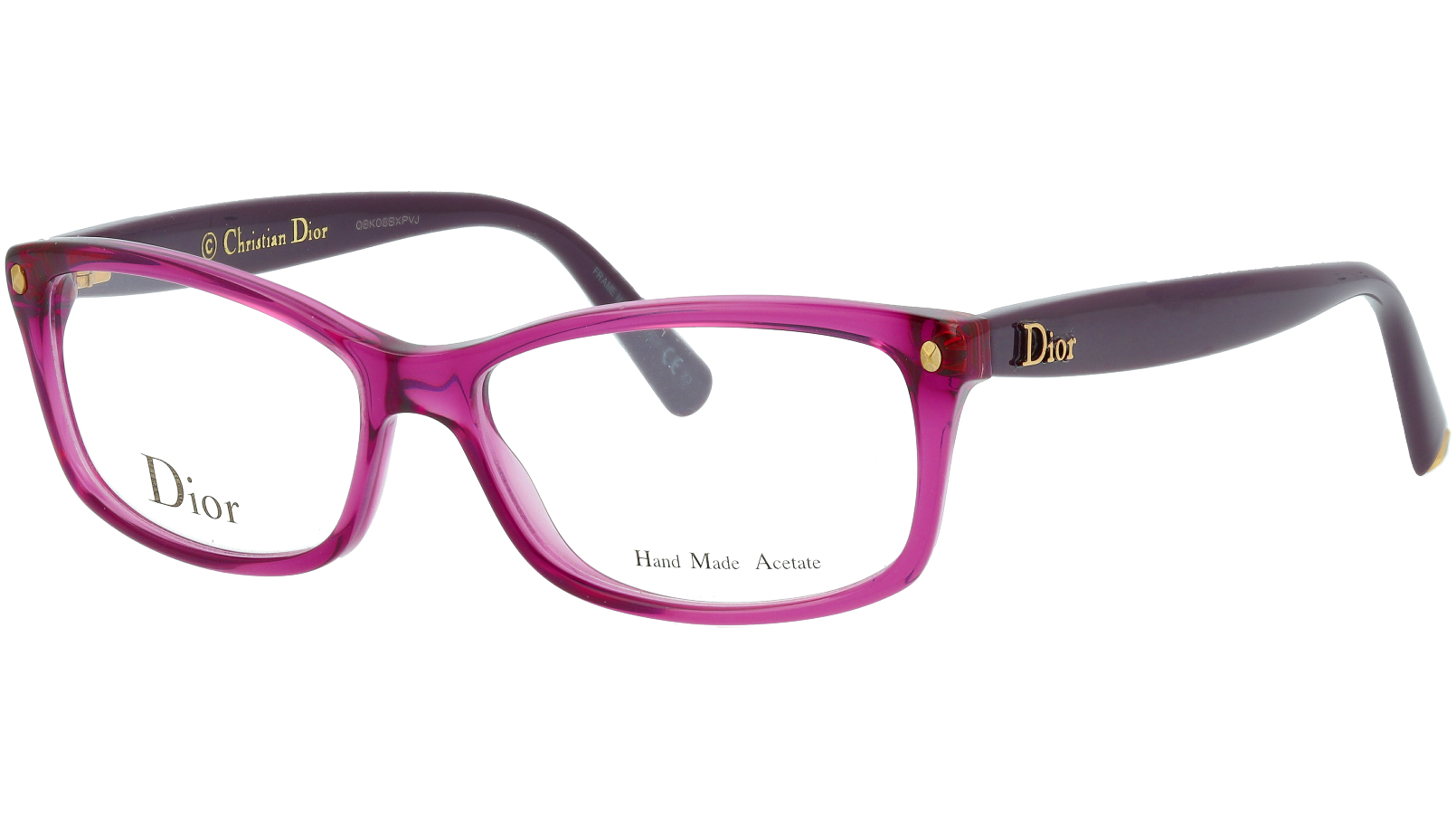 DIOR CD3232 DUW 52 PURPLE Glasses