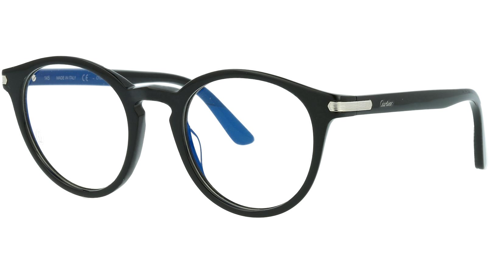 Cartier CT0018O 001 49 BLACK Glasses