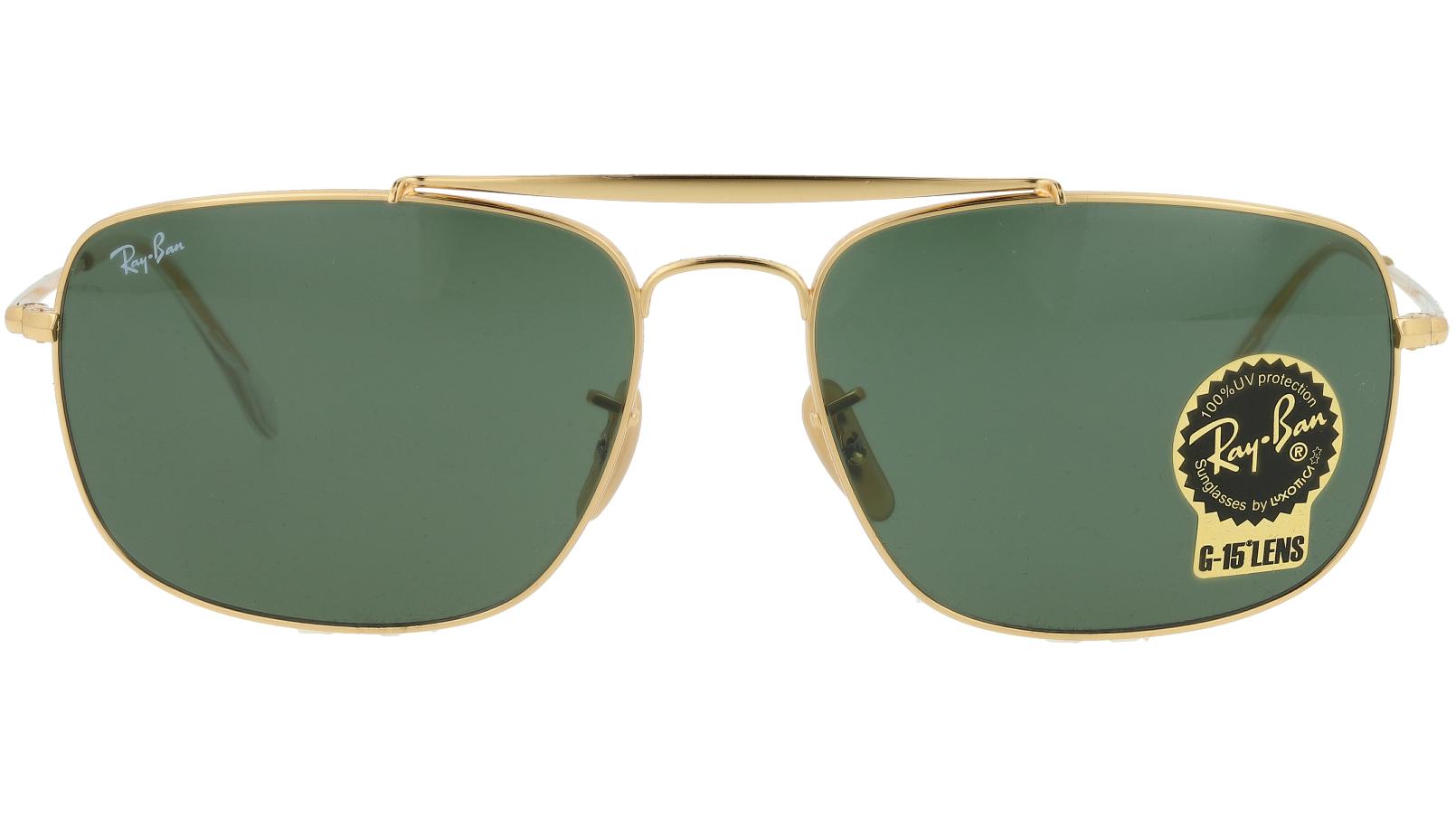 Ray-Ban RB3560 001 61 ARISTA Sunglasses