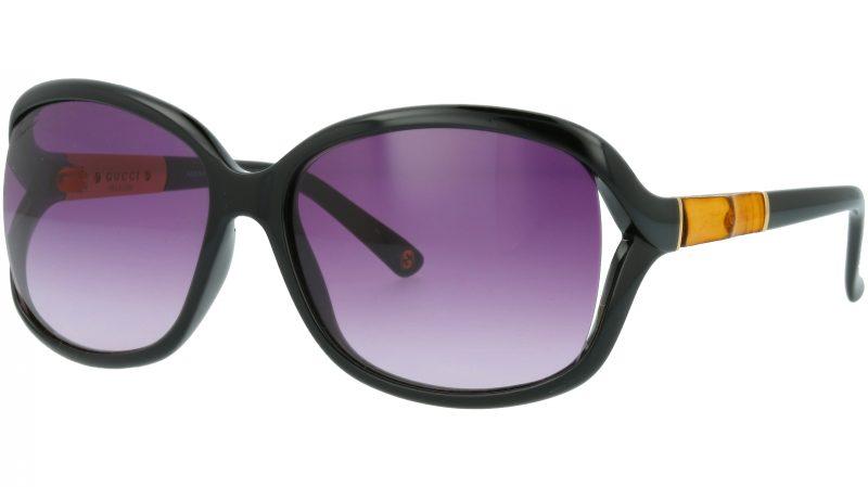 Gucci GG3671/S 6UBEU 61 BLACK Sunglasses