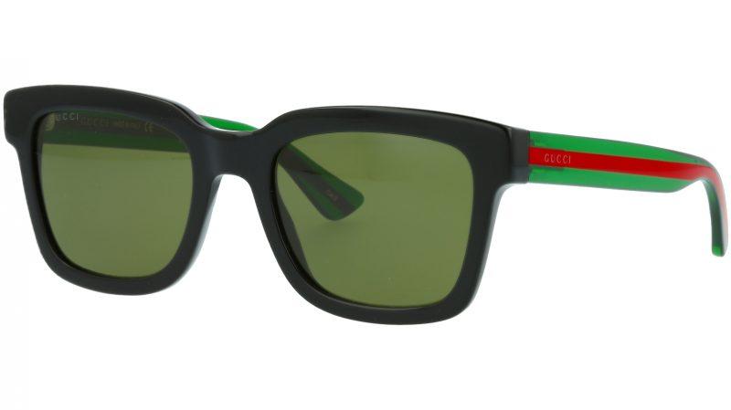 Gucci GG0001S 002 52 BLACK Sunglasses