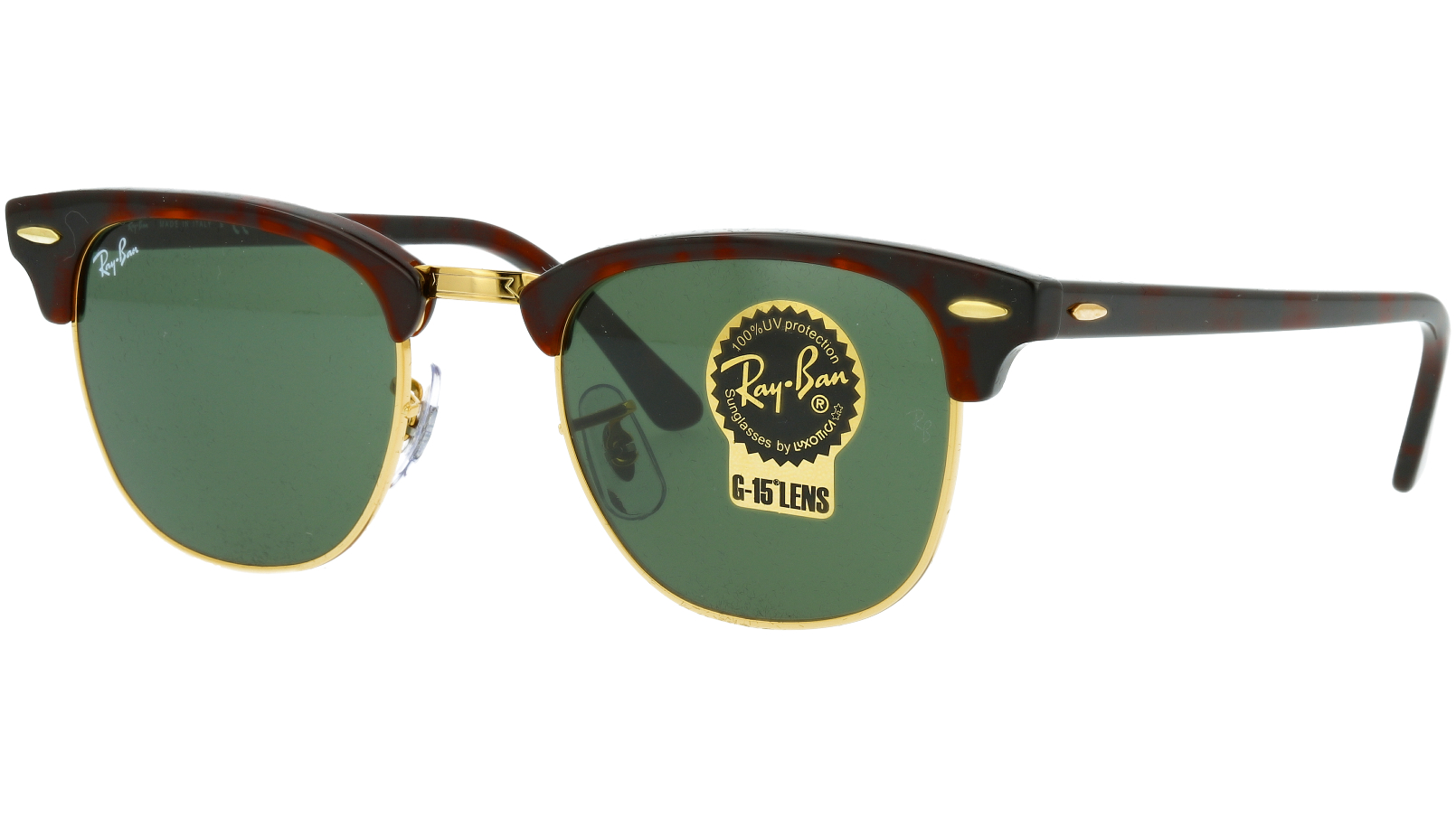 Ray-Ban RB3016 990/58 51 RED Polarised Sunglasses