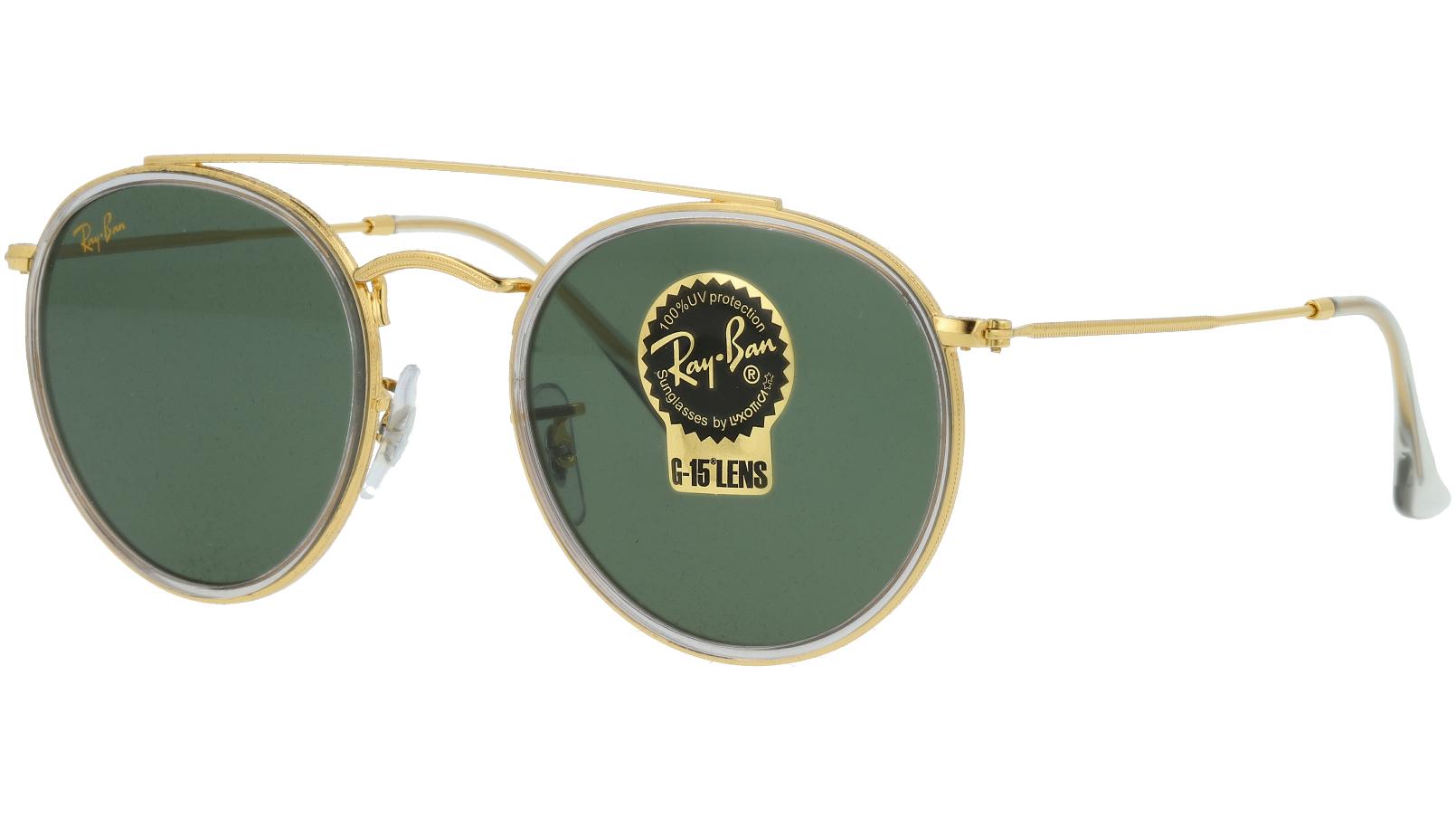 Ray-Ban RB3647N 921031 51 LEGEND Sunglasses