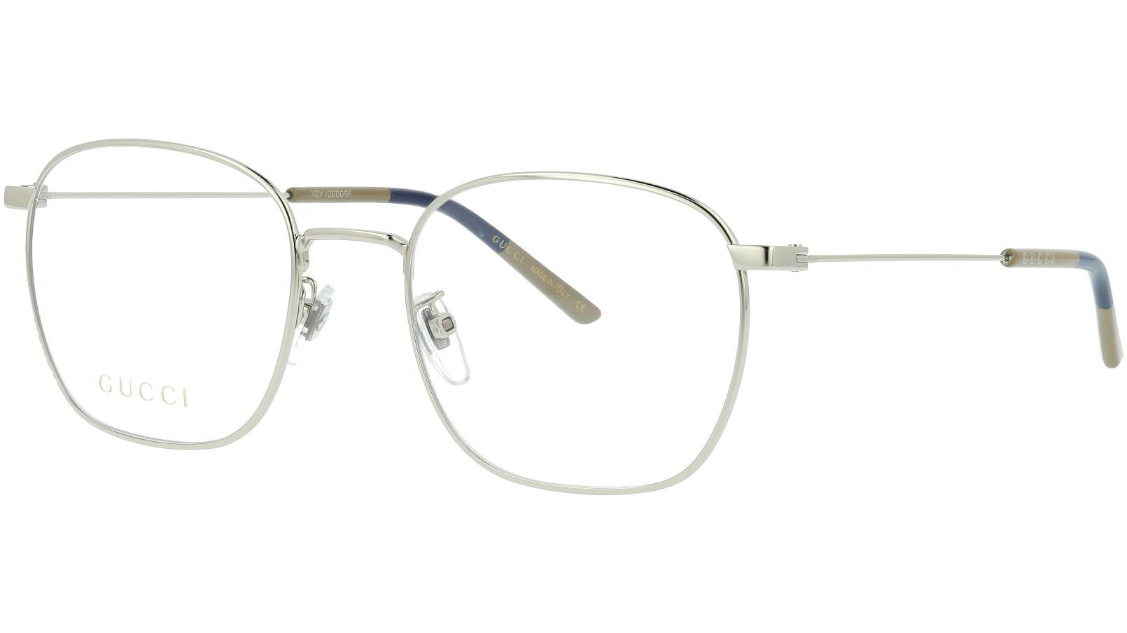 Gucci GG0681O 003 54 SILVER Glasses