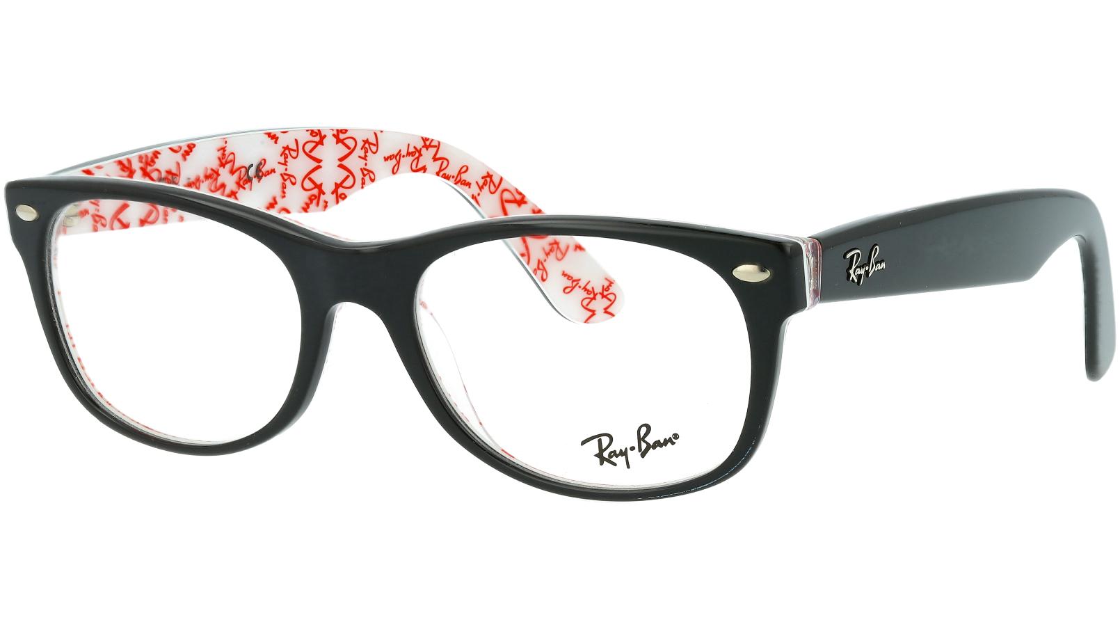 Ray-Ban RB5184 5104 52 BLACK Glasses