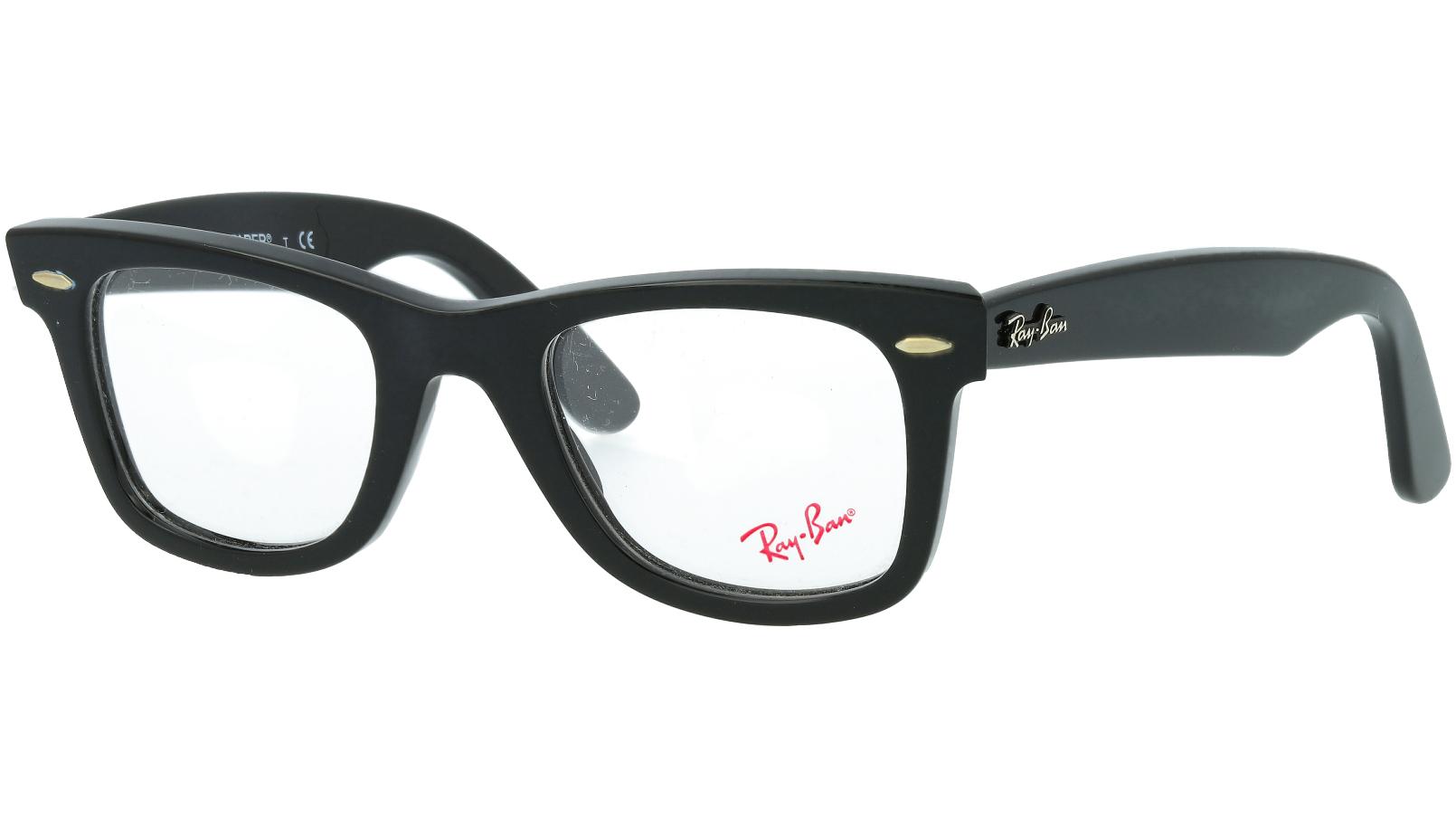 Ray-Ban RB5121 2000 47 BLACK Glasses