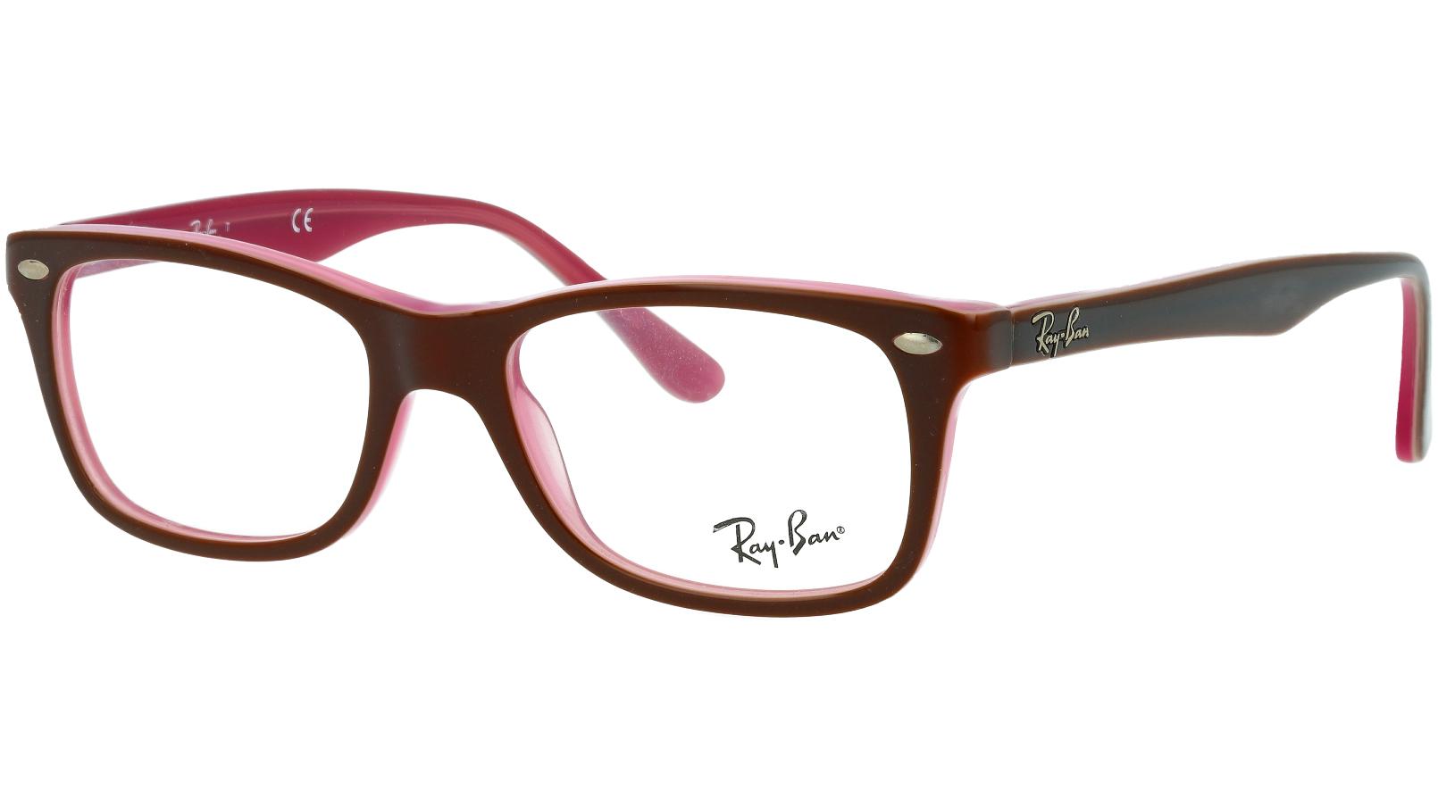 Ray-Ban RB5228 2126 50 VIOLET Glasses