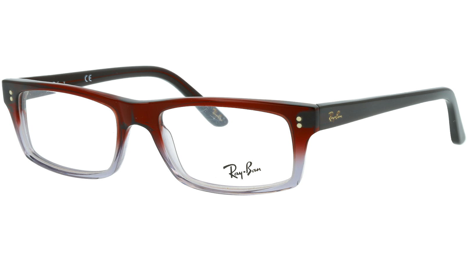 Ray-Ban RB5237 5055 53 RED Glasses