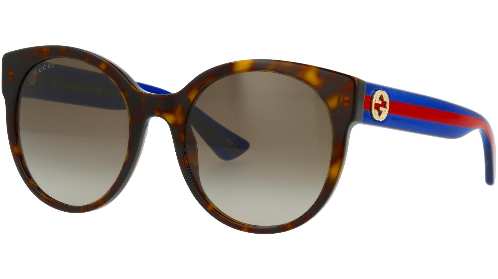Gucci GG0035S 004 54 AVANA Sunglasses