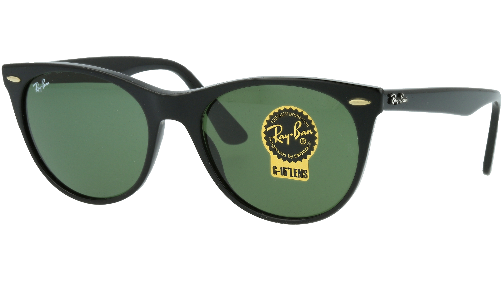 Ray-Ban RB2185 901/31 55 BLACK Sunglasses