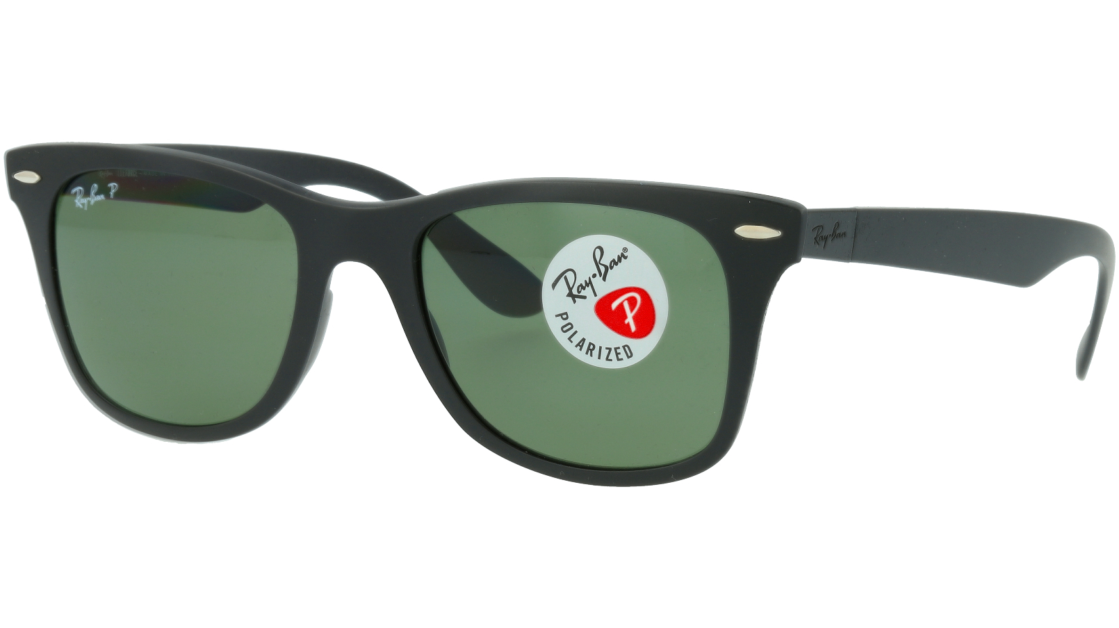 Ray-Ban RB4195 601S9A 52 MATT Polarised Sunglasses