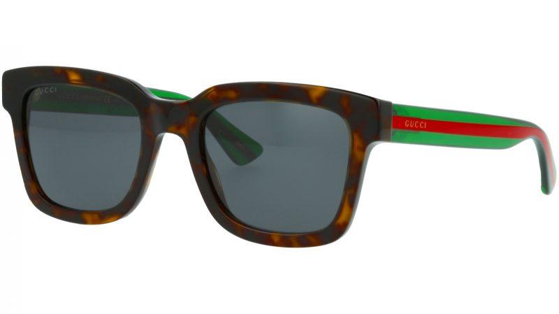 Gucci GG0001S 003 52 AVANA Sunglasses