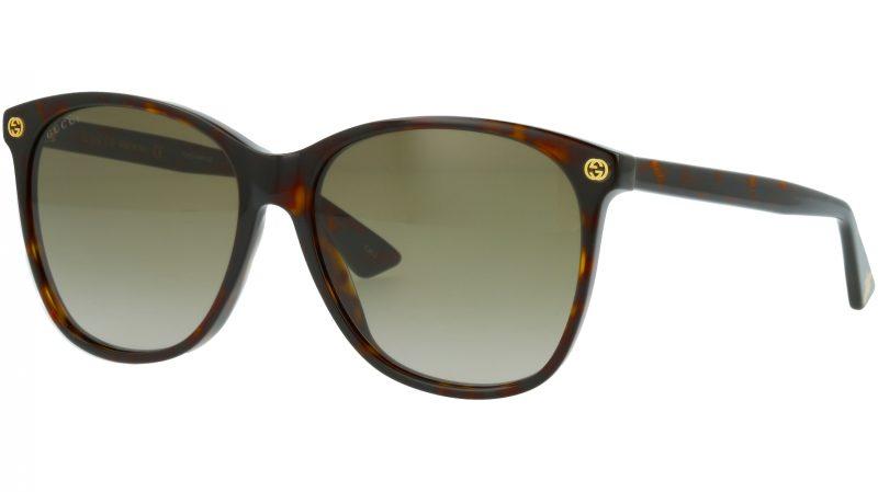 Gucci GG0024S 008 58 AVANA Sunglasses
