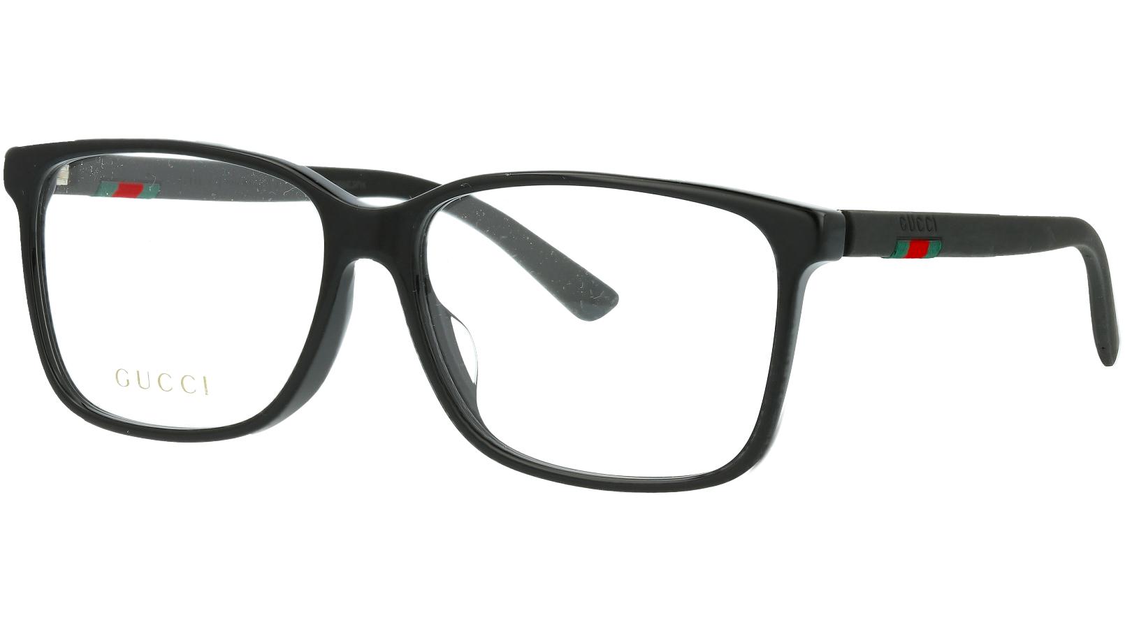 Gucci GG0426OA 005 58 BLACK Glasses