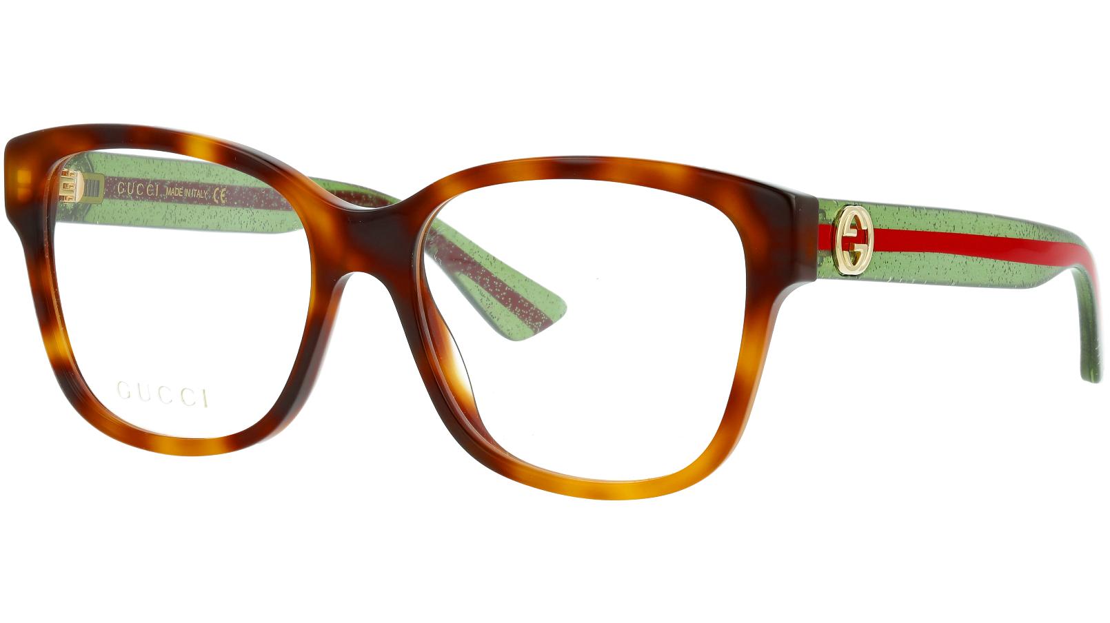 Gucci GG0038O 002 54 AVANA  Glasses