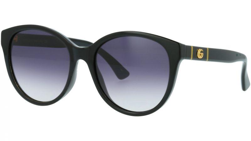 Gucci GG0631S 001 56 BLACK Sunglasses