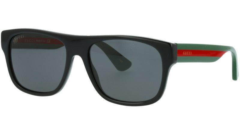Gucci GG0341S 001 56 BLACK Sunglasses