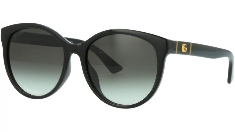 Gucci GG0636SK 001 56 BLACK Sunglasses