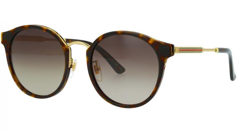 Gucci GG0588SK 003 54 HAVANA Sunglasses