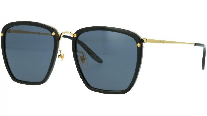 Gucci GG0673S 001 56 BLACK Sunglasses