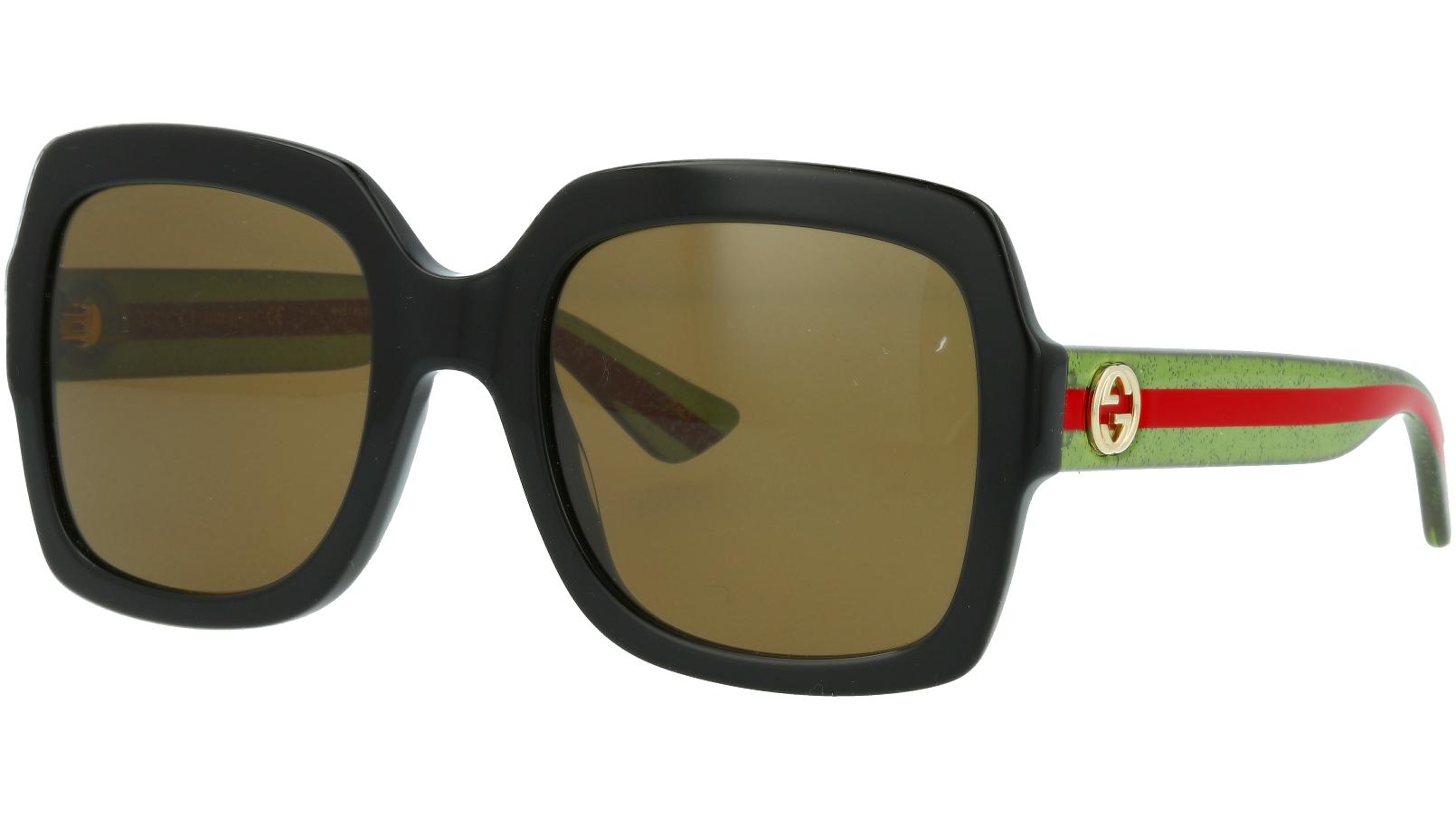 Gucci GG0036S 002 54 BLACK  Sunglasses