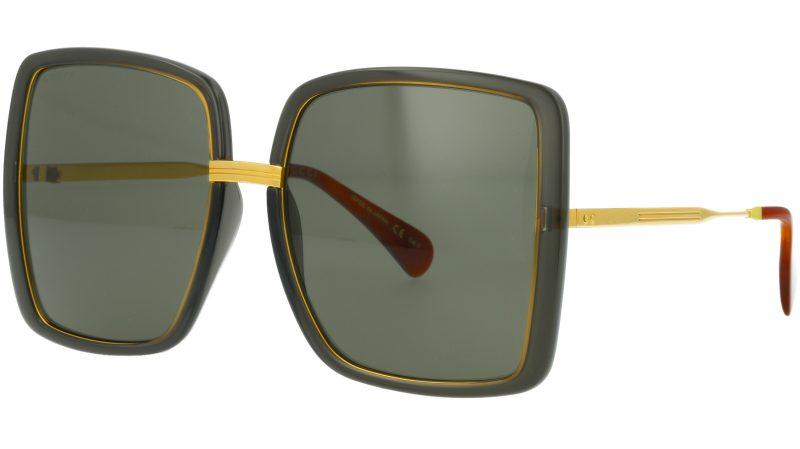 Gucci GG0903S 001 60 GREY  Sunglasses