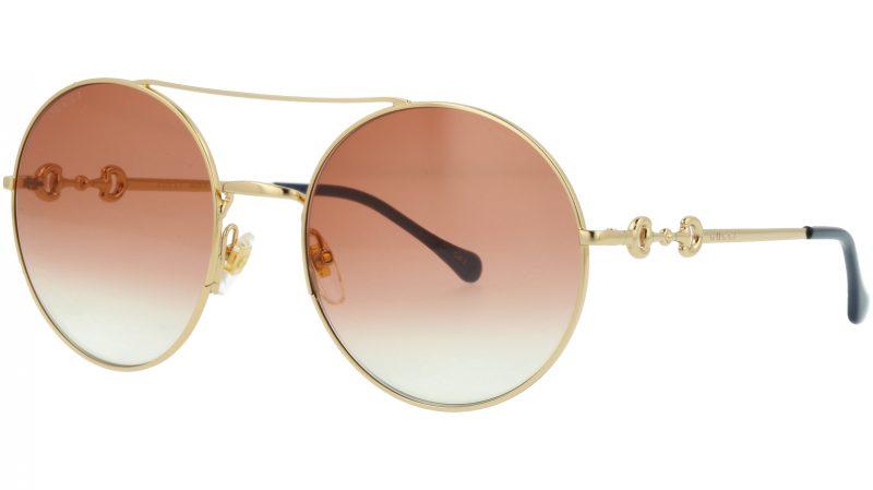 Gucci GG0878S 003 59 GOLD  Sunglasses