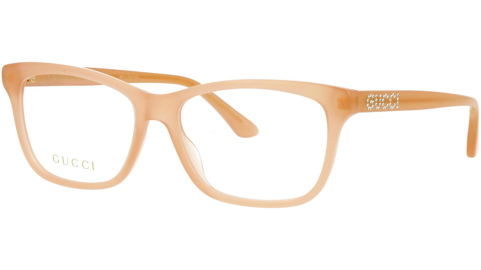 Gucci GG0731O 003 53 NUDE Glasses